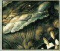 ZILLA 1998 Concept Art - 16