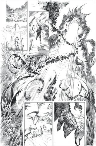 File:Concept Art - Godzilla Awakening - Godzilla Kills One Shinomura.png