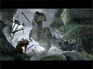 V-Rex attack