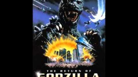 Godzilla: Love Theme