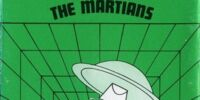 Godzilla and the Martians