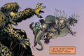RULERS OF EARTH Issue 5 - 7 - Sanda was worried for his brother Gaira who was carried off to sea by Varan