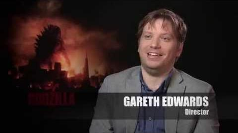 Godzilla - Meet The Director Gareth Edwards Top 3 Monsters