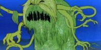 Seaweed Monster
