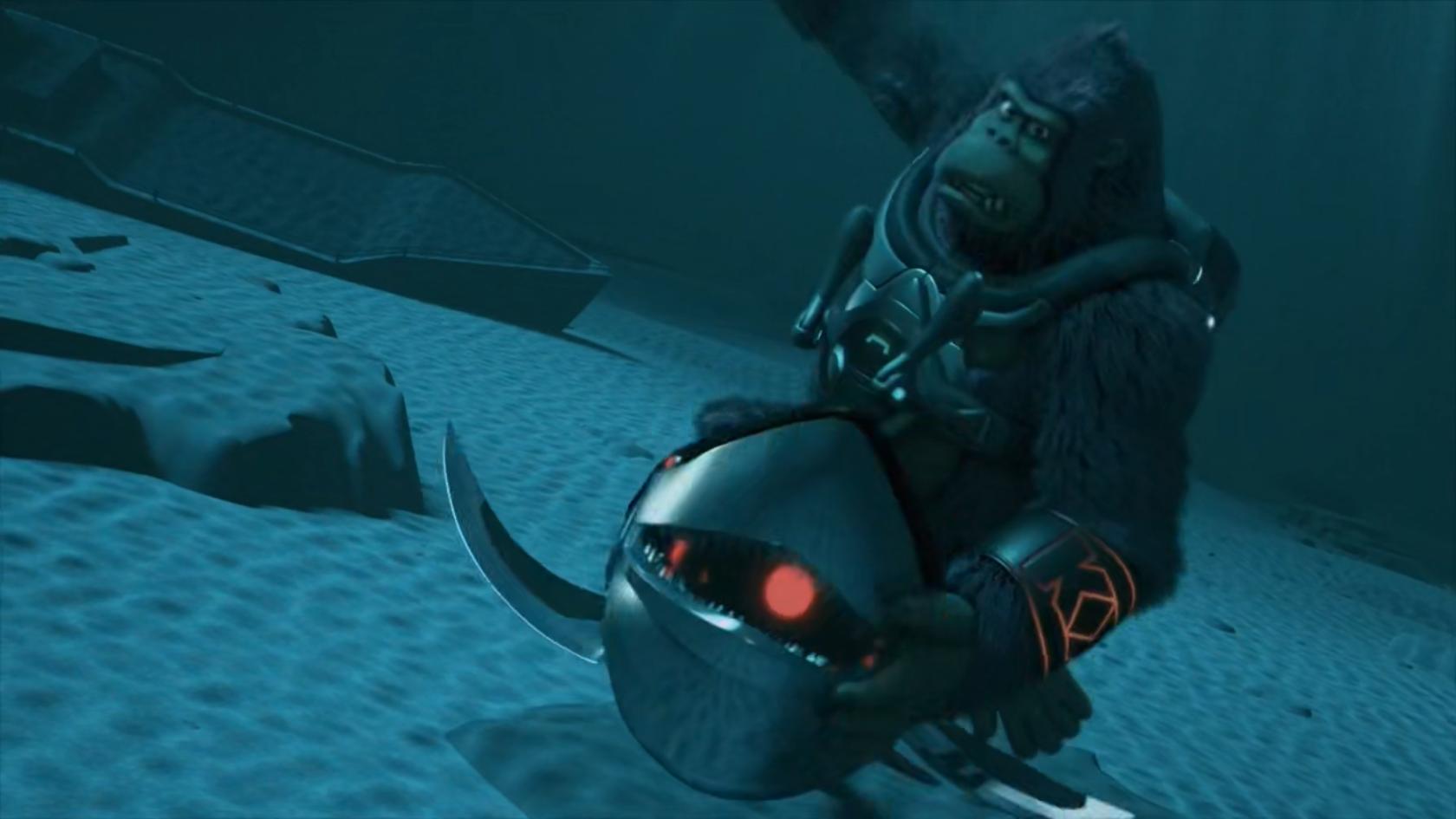 Image - Kong vs Megalodon.png | Wikizilla | Fandom powered ...