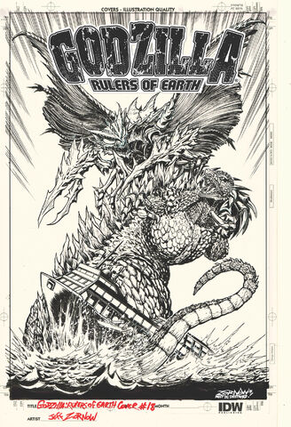 File:RULERS OF EARTH Issue 18 Artists Cover by Jeff Zornow.jpg