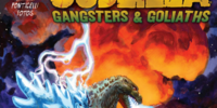 Godzilla: Gangsters and Goliaths Issue 3