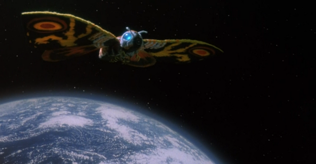 File:Godzilla And Mothra The Battle For Earth - - 12 - Mothra in space.png