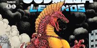 Godzilla: Legends Issue 3