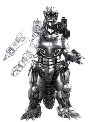 File:Concept Art - Godzilla Tokyo SOS - Kiryu Drill 1.png