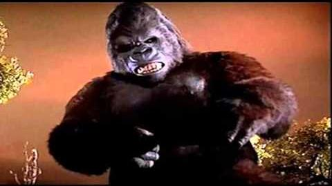 King Kong 1976 Sounds