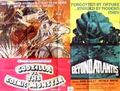 Godzilla vs. MechaGodzilla Poster England