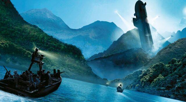 File:Godzilla 2014 Art of Destruction Concept Art - Nuclear Submarine.jpg