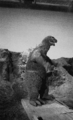 KKVG - Godzilla on set