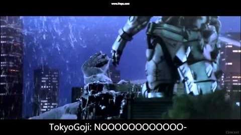 Godzilla Shenanigans YTP