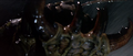 Godzilla vs. Megaguirus - Meganulon mouth super close-up
