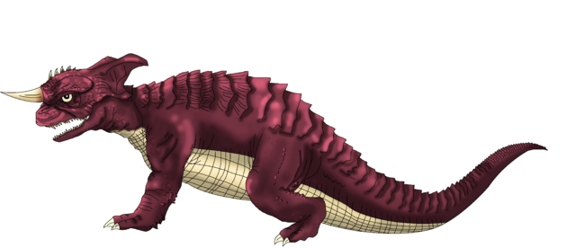 File:Baragon full scale v1 by asuma17-d567t8n.png