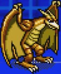 File:Gojira Kaiju Dairantou Advance - Character Sprites - Rodan.png