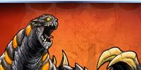 The Fall of Nemesis: Clash of the Kaijujin
