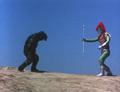Go! Greenman - Greenman vs. Gaira - 48