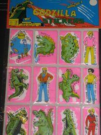 Godzilla HB puffstickers2