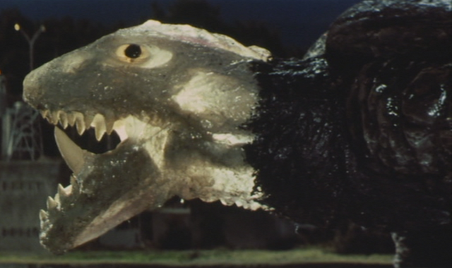 File:Gamera - 5 - vs Jiger - 35 - Shiny Gamera with see-through skin an visible bones.png
