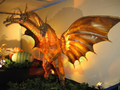 Suit and Puppet Museum - Grand King Ghidorah