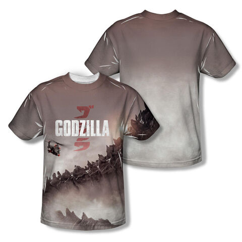 File:Godzilla 2014 Merchandise - Clothes - Theatrical One Sheet Shirt.jpg
