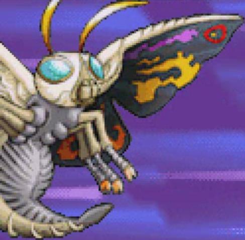 File:Gojira Kaiju Dairantou Advance - Battle Sprites - Mothra.png