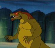 Komodo Dragon Andre