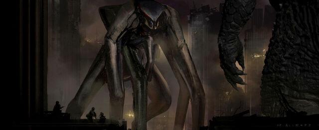 File:Concept Art - Godzilla 2014 - Godzilla vs. MUTO 10.jpg