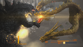 G2014 Vs King Ghidorah