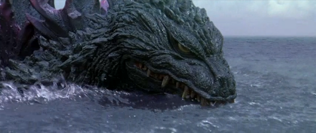 File:Godzilla vs. Megaguirus - Godzilla looks like he's REALLY pissed, and nothing has happened yet!.png