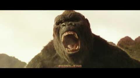 "KONG SKULL ISLAND - ""Shutter"" TV Spot"