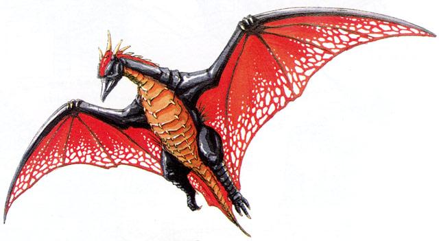 File:Concept Art - Godzilla vs. MechaGodzilla 2 - Rodan 5.png