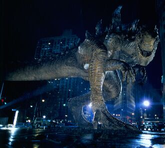 Zilla en GODZILLA (click to enlarge)