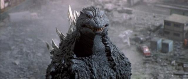 File:Godzilla X MechaGodzilla - Godzilla Sees Kiryu.png