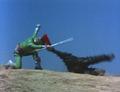 Go! Greenman - Greenman vs. Gaira - 51