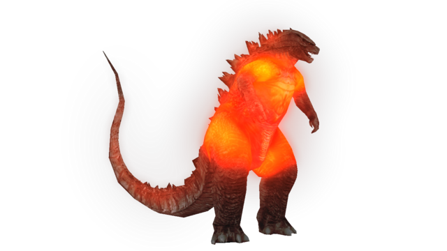 File:BURNING GODZILLA 2014 RENDER by Titanollante.png