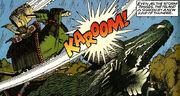 Godzilla vs Gekido-Jin 02