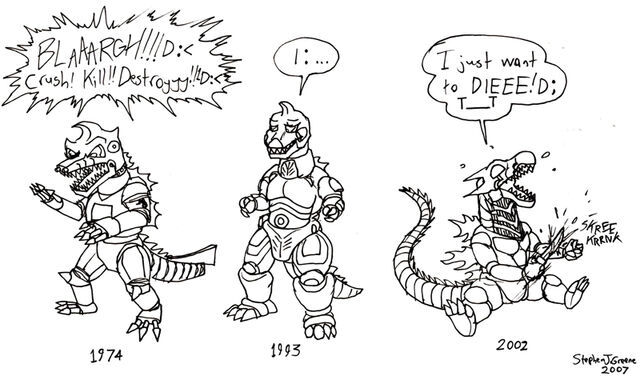 File:Mechagodzilla over the Years.jpg
