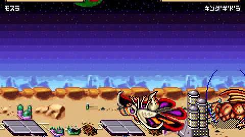 Gojira Kaiju Dairantou Advance (Playthrough Mothra Part 1 2) - Wikizilla