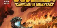 Godzilla: Kingdom of Monsters Issue 4