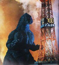 Godzilla vs. Sapporo Tower