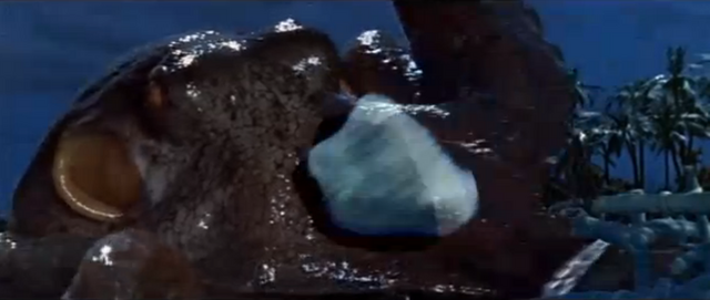 File:King Kong vs. Godzilla - 23 - Oodako Gets Hit By A Rock.png