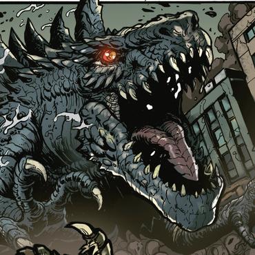 Therizinosaurus Rex(aka Kaijusaurs)