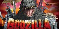 CR Godzilla: Descent of the Destruction God