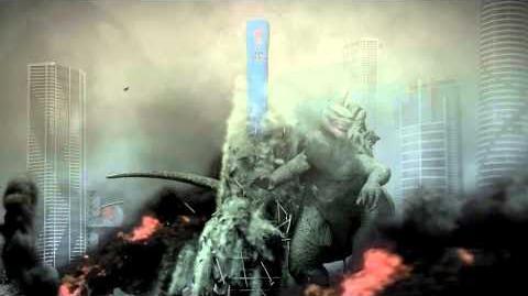 KAP Godzilla TV Commercial 45sec Kap Spot Godzilla 2015