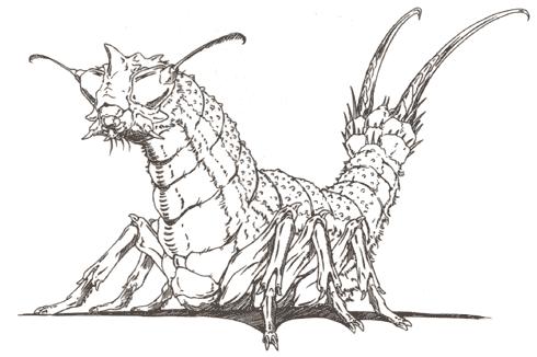 File:Concept Art - Godzilla vs. Mothra - Battra Larva 3.png