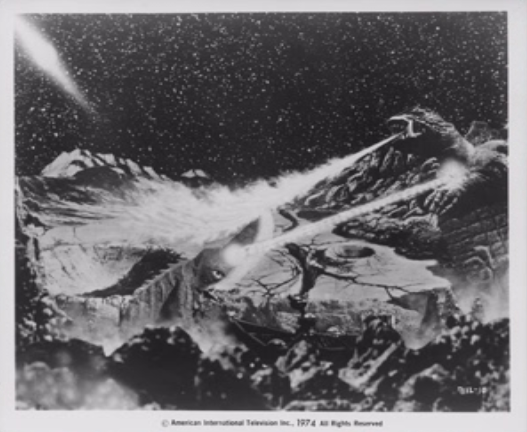 File:Gamera - 5 - vs Guiron - 99999 - 17 - Guiron and Gamera in spaaaaace.png